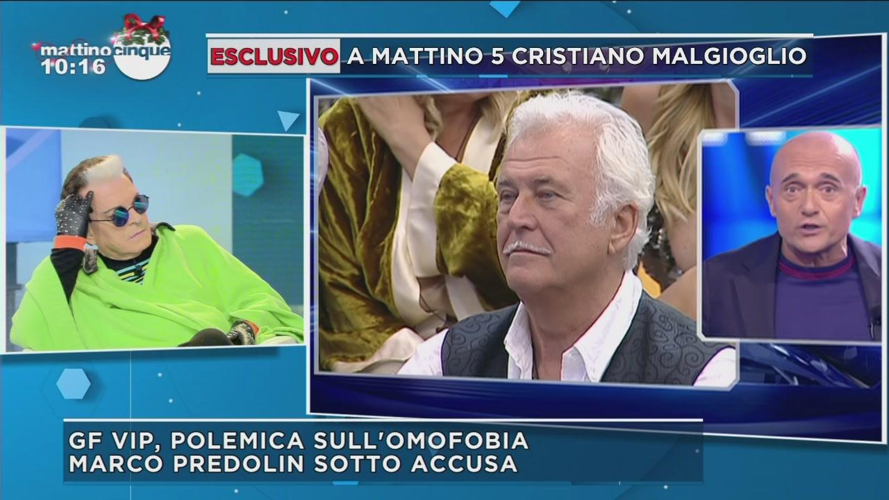 Cristiano Malgioglio: una splendida ossessione...