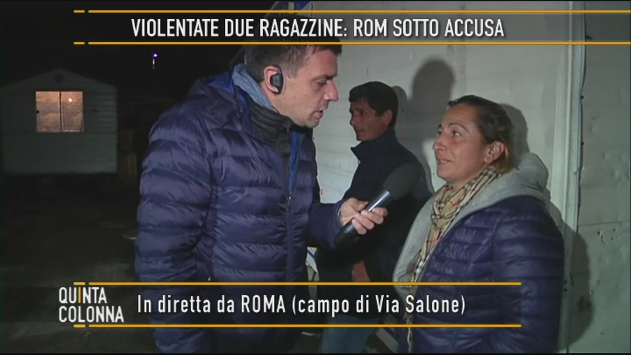 Rom sotto accusa