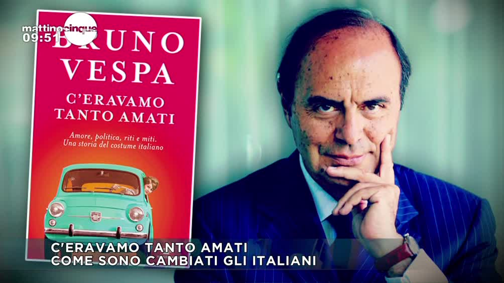 Bruno Vespa, l'ultimo libro