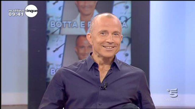 Giorgio Mastrota in botta e risposta