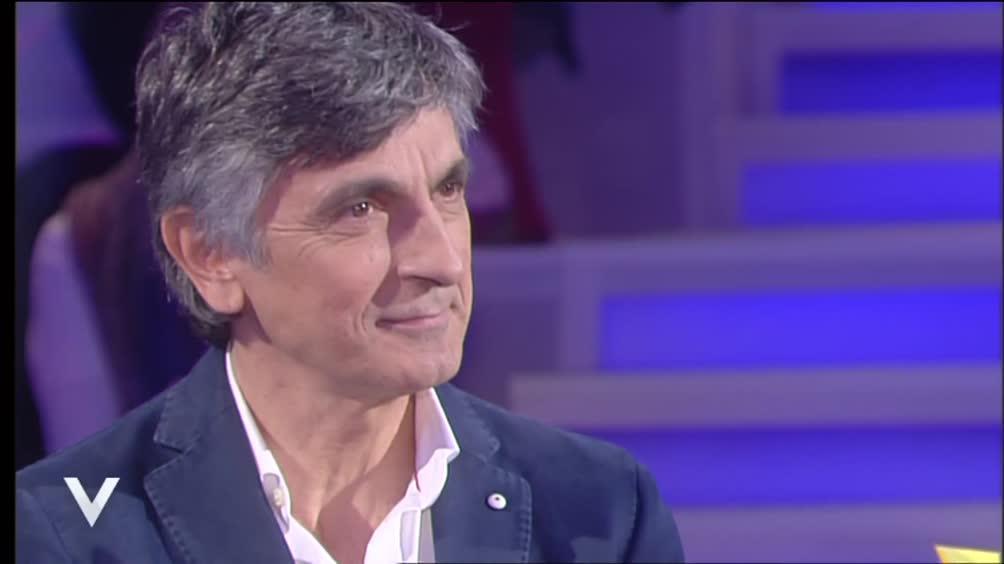 Vincenzo Salemme e Stefania Rocca