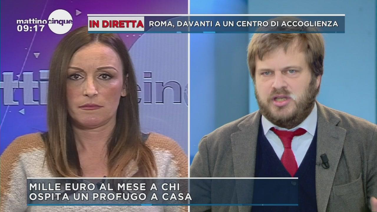 Emergenza profughi in Italia