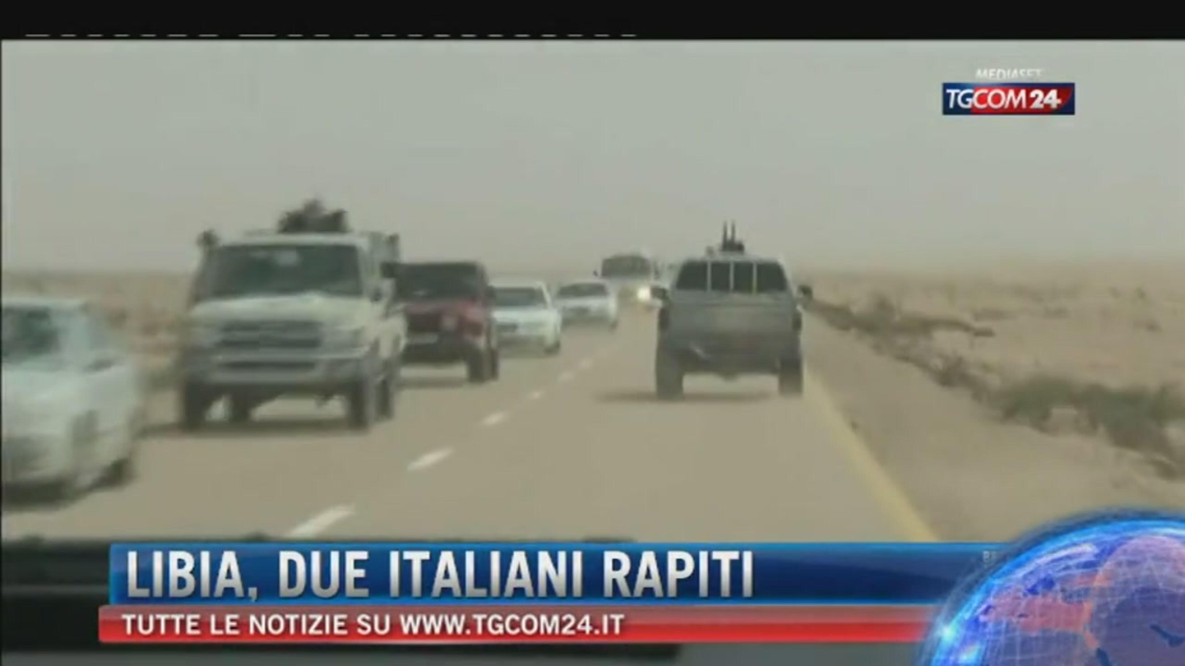 Farnesina, rapiti due italiani in Libia a Ghat