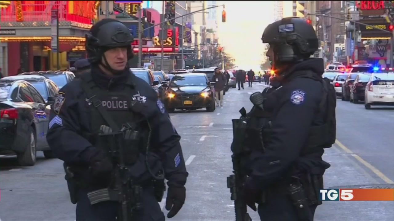 New York, torna la paura esplosione a Manhattan