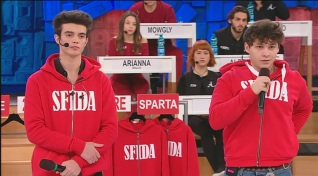 Sfida immediata – Daniel Vs. Samuele – 15 dicembre