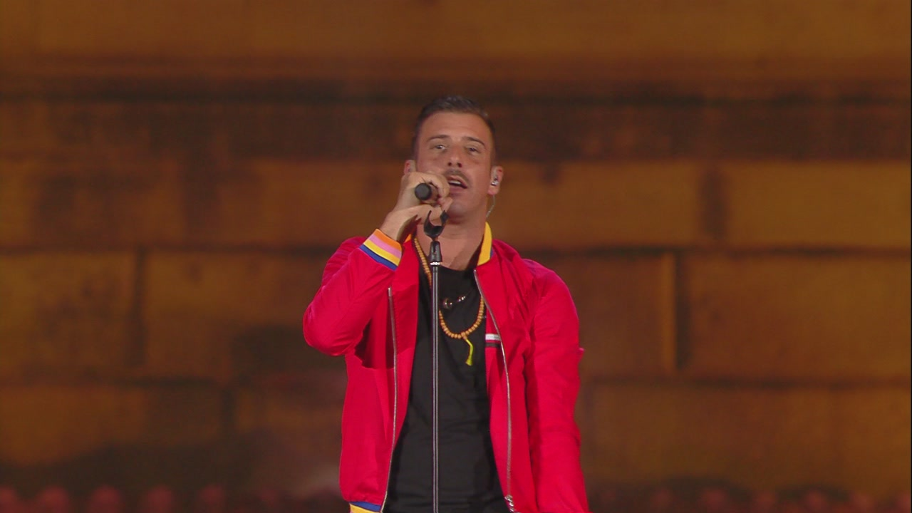 "Francesco Gabbani: ""Tra le granite e le granate"""