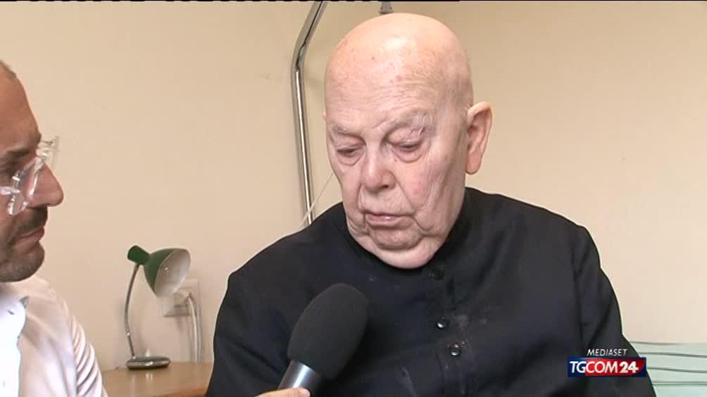 Roma, morto a 91 anni l'esorcista padre Gabriele Amorth