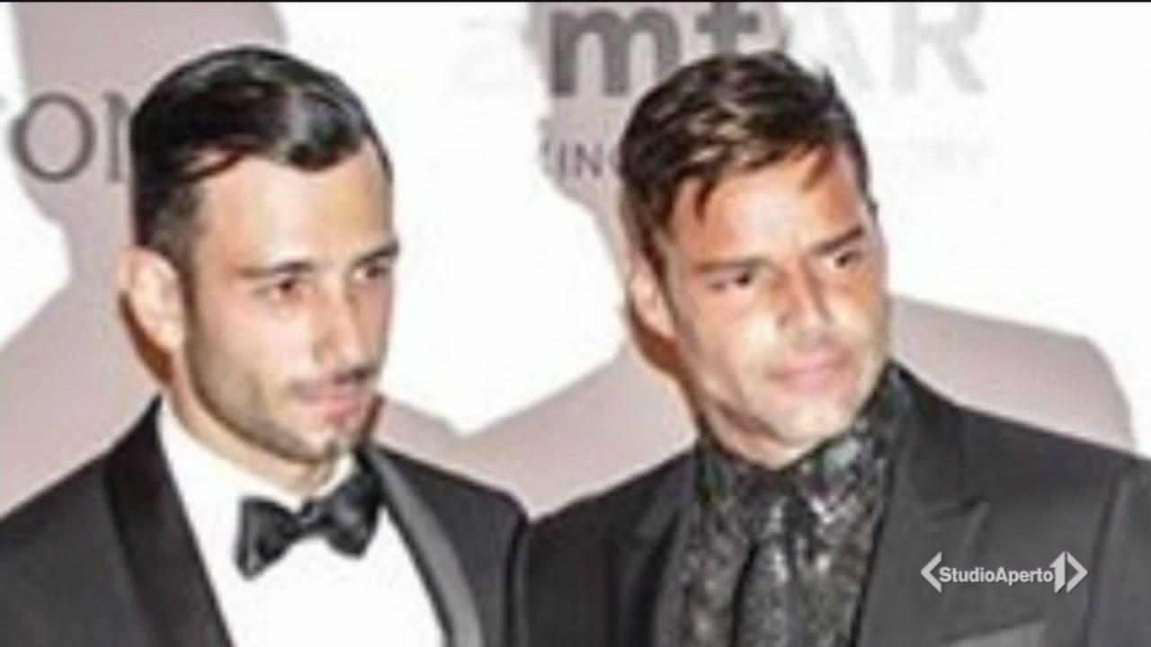 Ricky Martin si è sposato