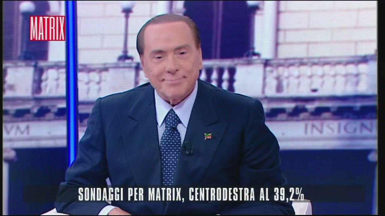 Berlusconi sul Movimento 5 Stelle