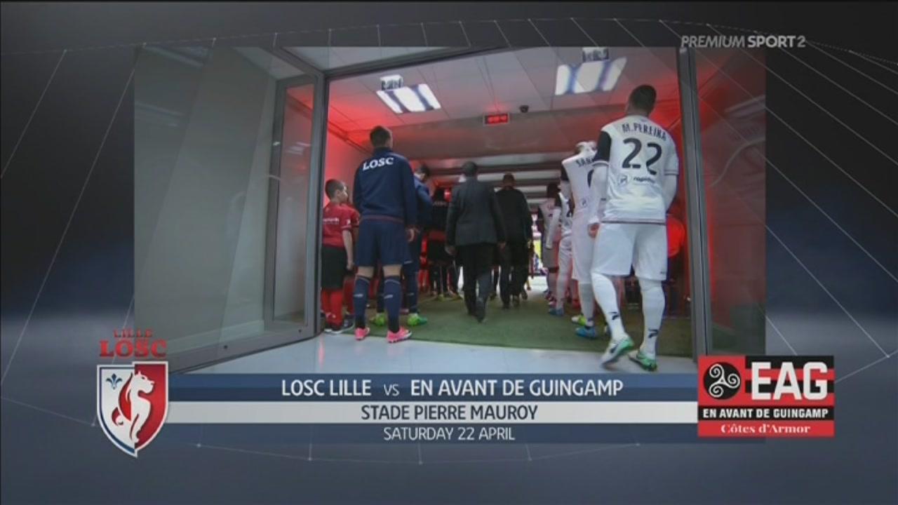Losc Lille-En Avant De Guingamp 3-0