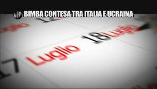 NINA: Bimba contesa tra Italia e Ucraina