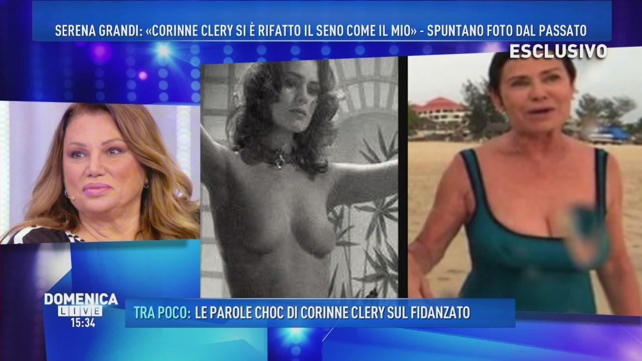 L'accusa di Serena Grandi