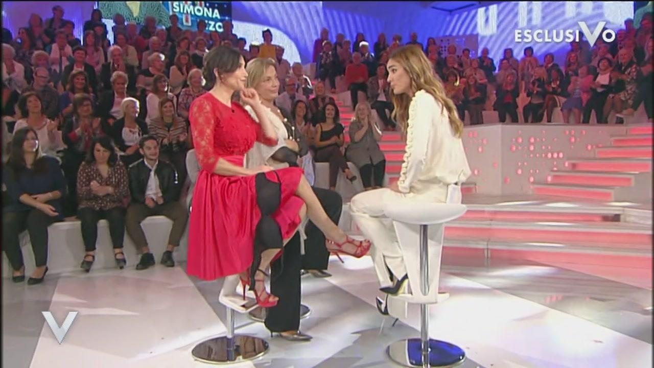Simona Izzo e Carmen Di Pietro