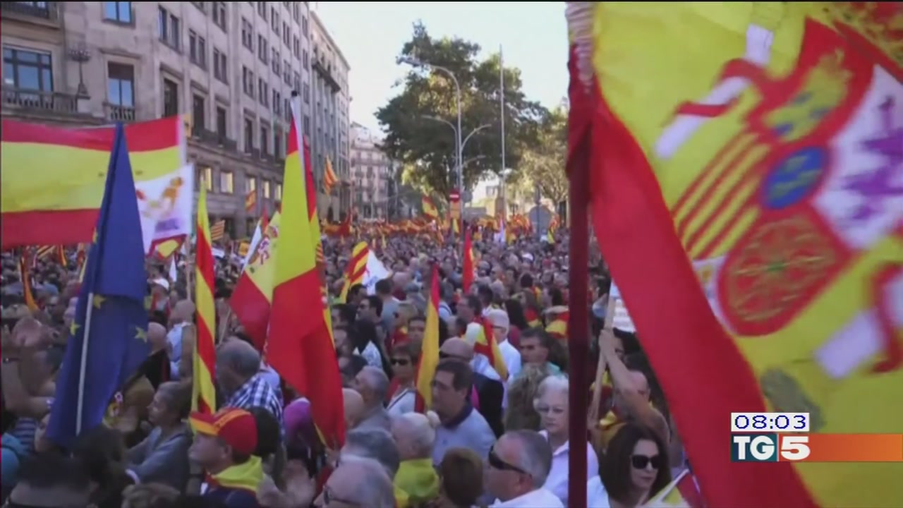 Spagna, secessionisti in fuga verso l'esilio