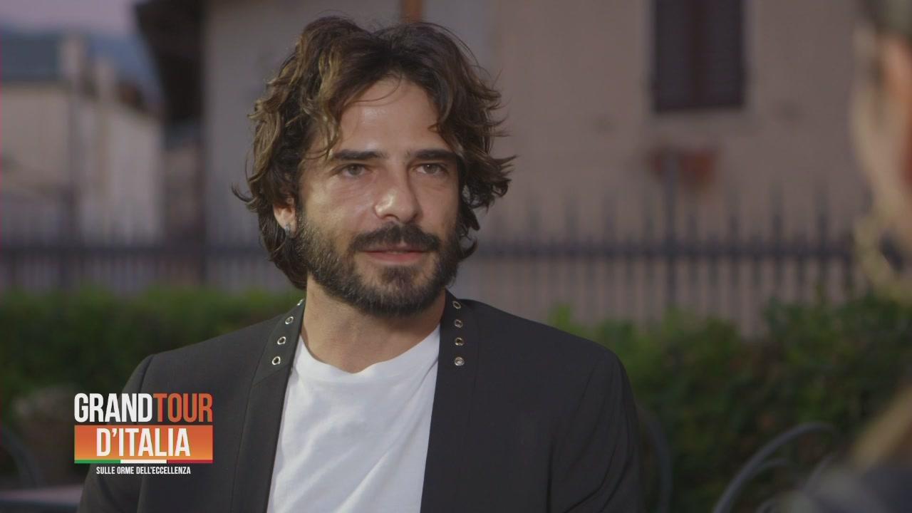 Marco Bocci e l'Umbria