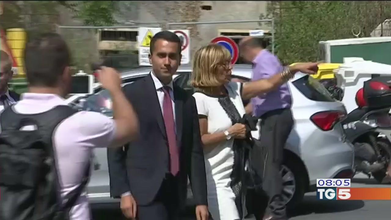 Di Maio candidato premier 5 Stelle