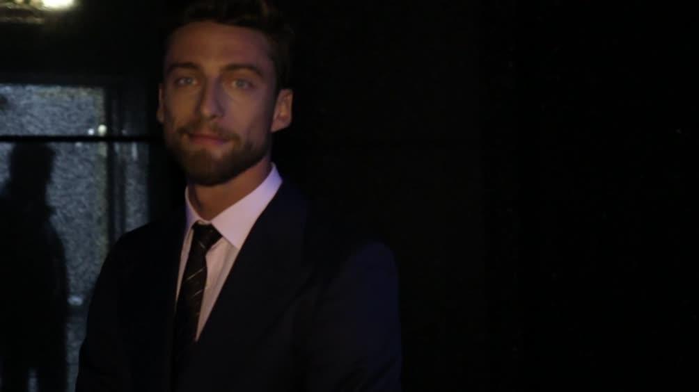 Nel backstage con Claudio Marchisio