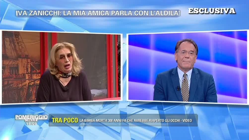 Iva Zanicchi Vs. Alessandro Cecchi Paone