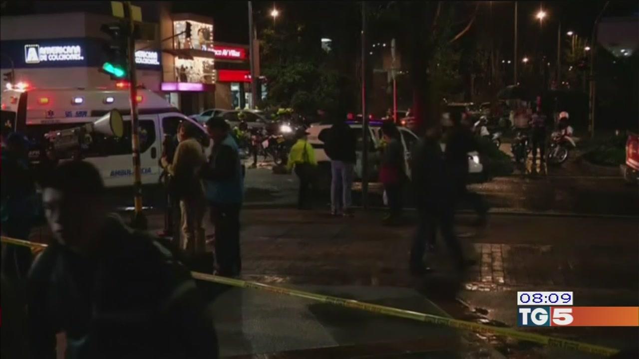 Attacco terroristico a Bogotà