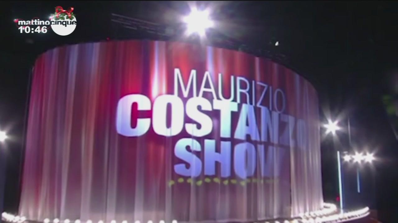 """Stasera torna il """"Maurizio Costanzo Show"""""""