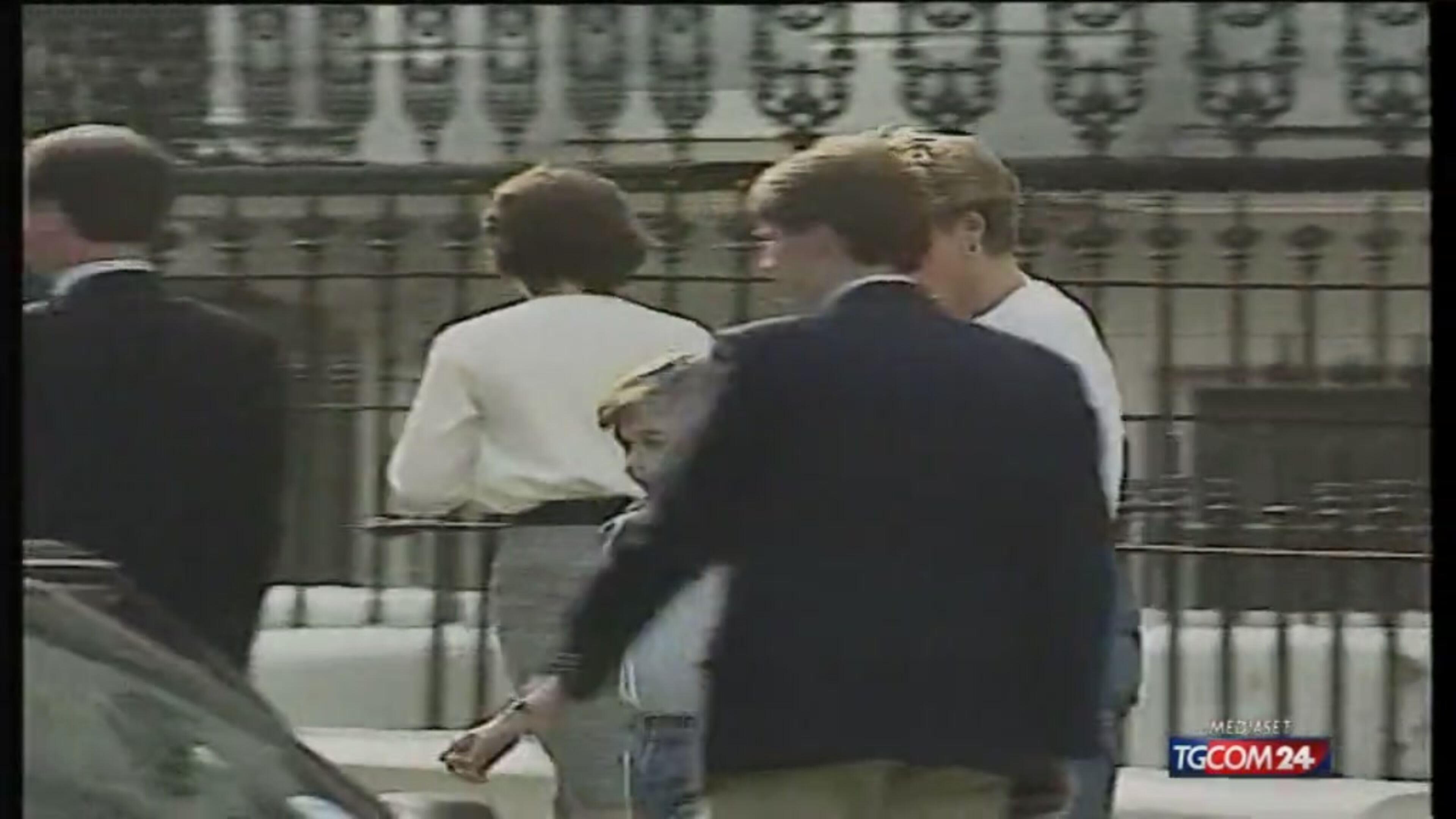 William e Harry: una statua per Diana a 20 anni dalla morte