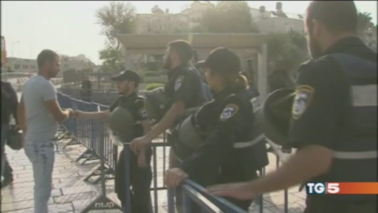 Caos in Medioriente, blitz contro Hamas