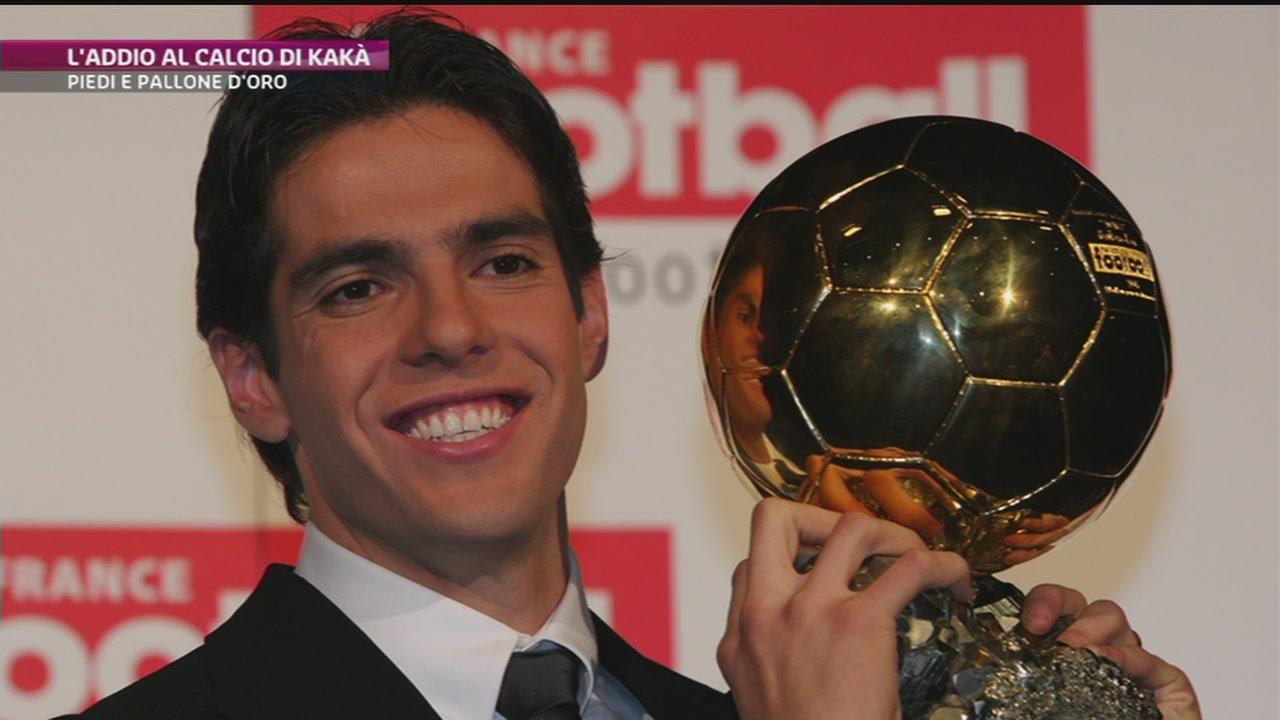 Kakà dice addio al calcio