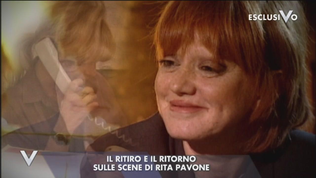 Rita Pavone e la malattia