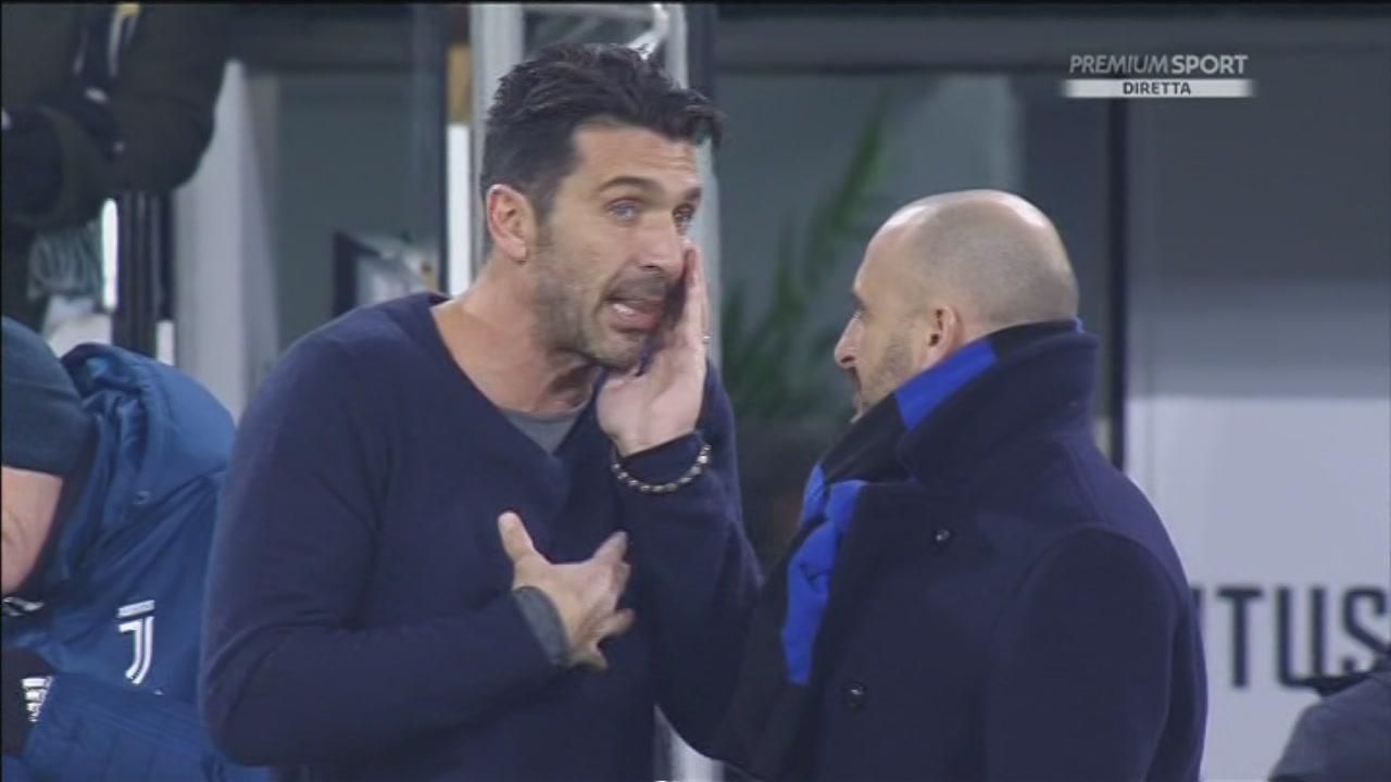 """Buffon, """"mistero"""" ritiro"""