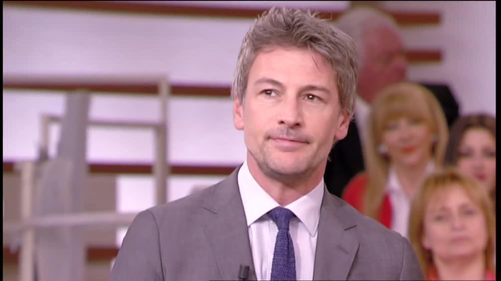 Roberto Farnesi ospite di Forum