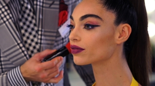 Makeup for dancing – Vogueing