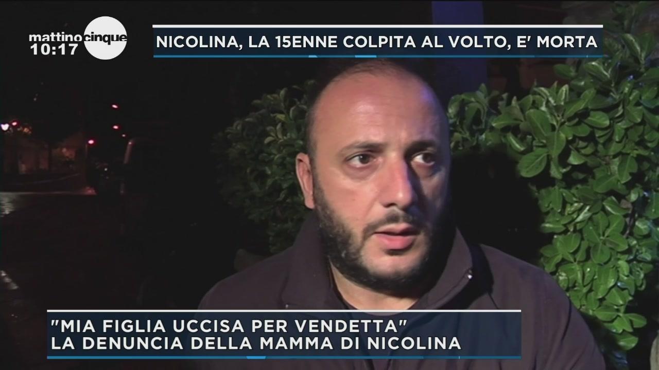 Omicidio Nicolina