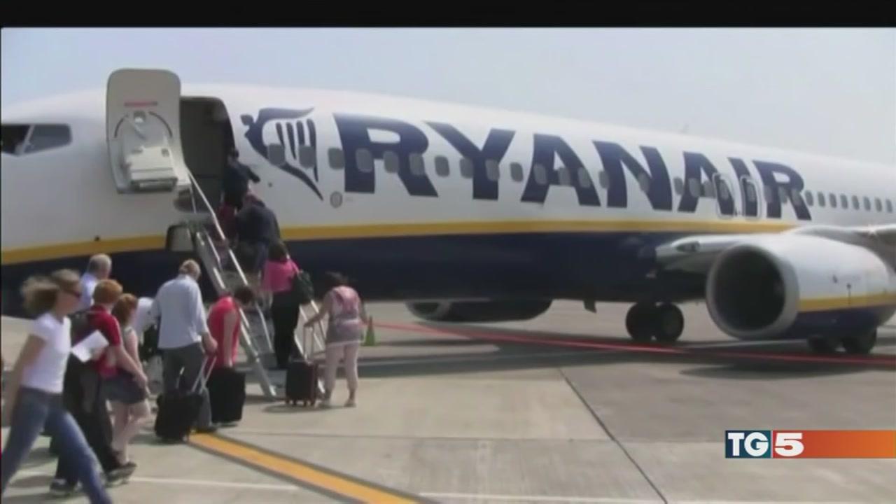 Caos Ryanair