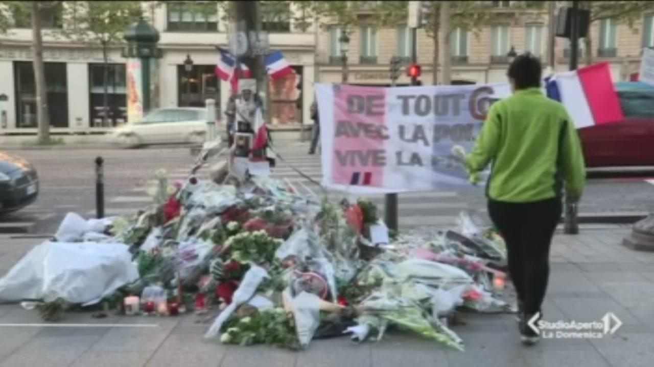 Attentato di Parigi: prosegue l'inchiesta