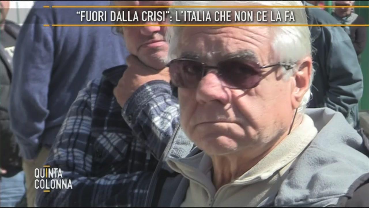 L'Italia che non ce la fa