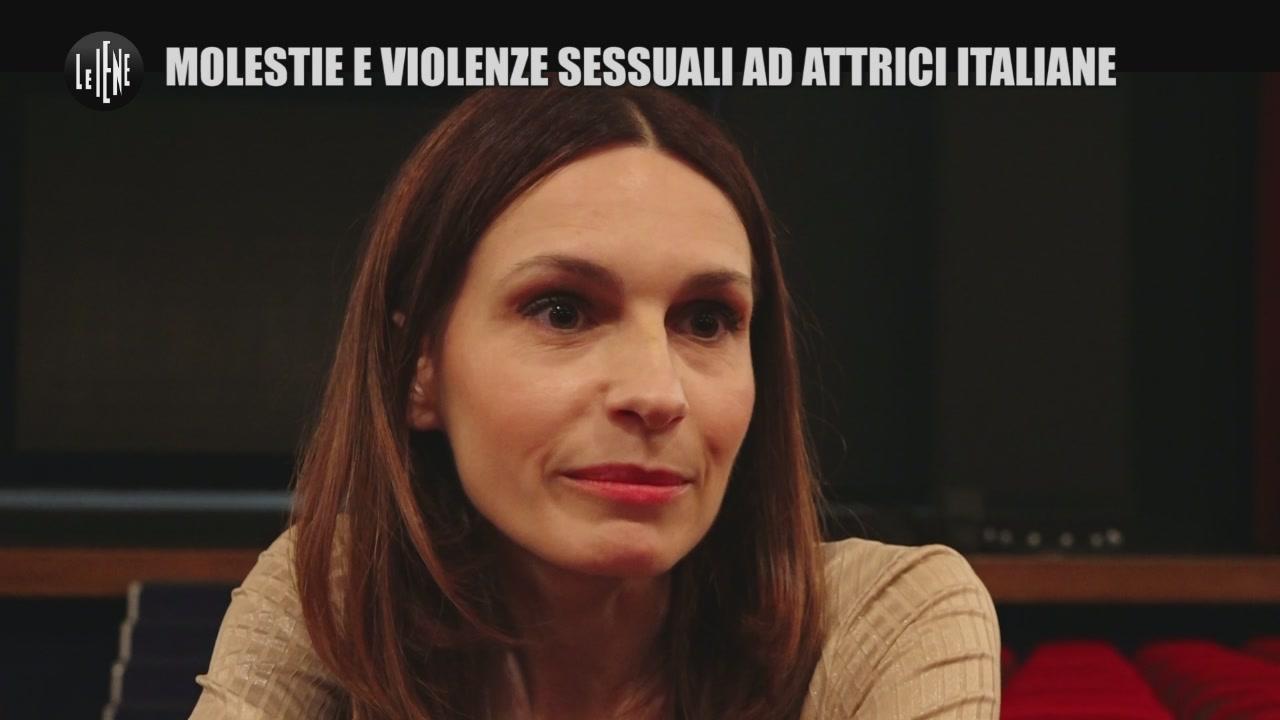 GIARRUSSO: Molestie e violenze sessuali ad attrice italiane