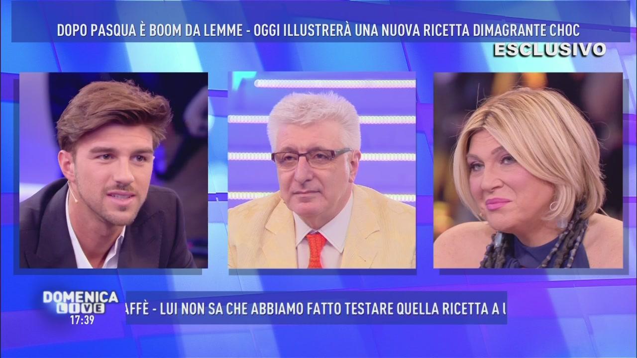 Nadia Rinaldi contro Alberico Lemme