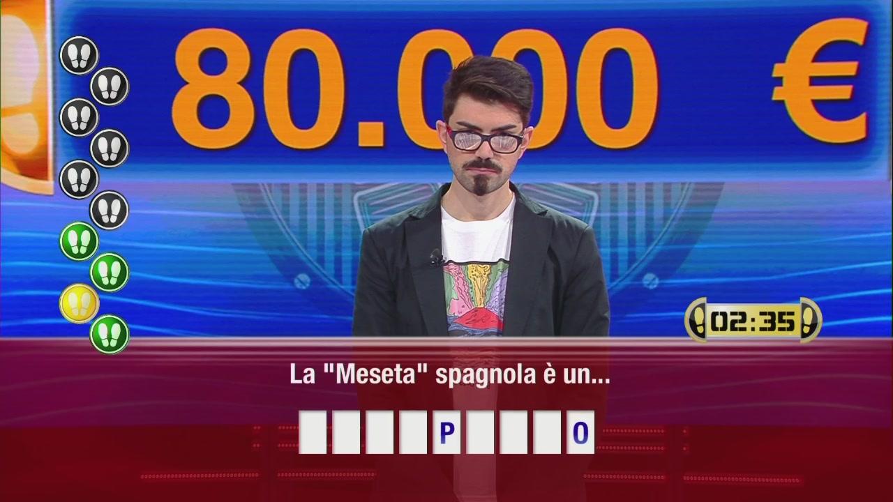 I dieci passi di Mario
