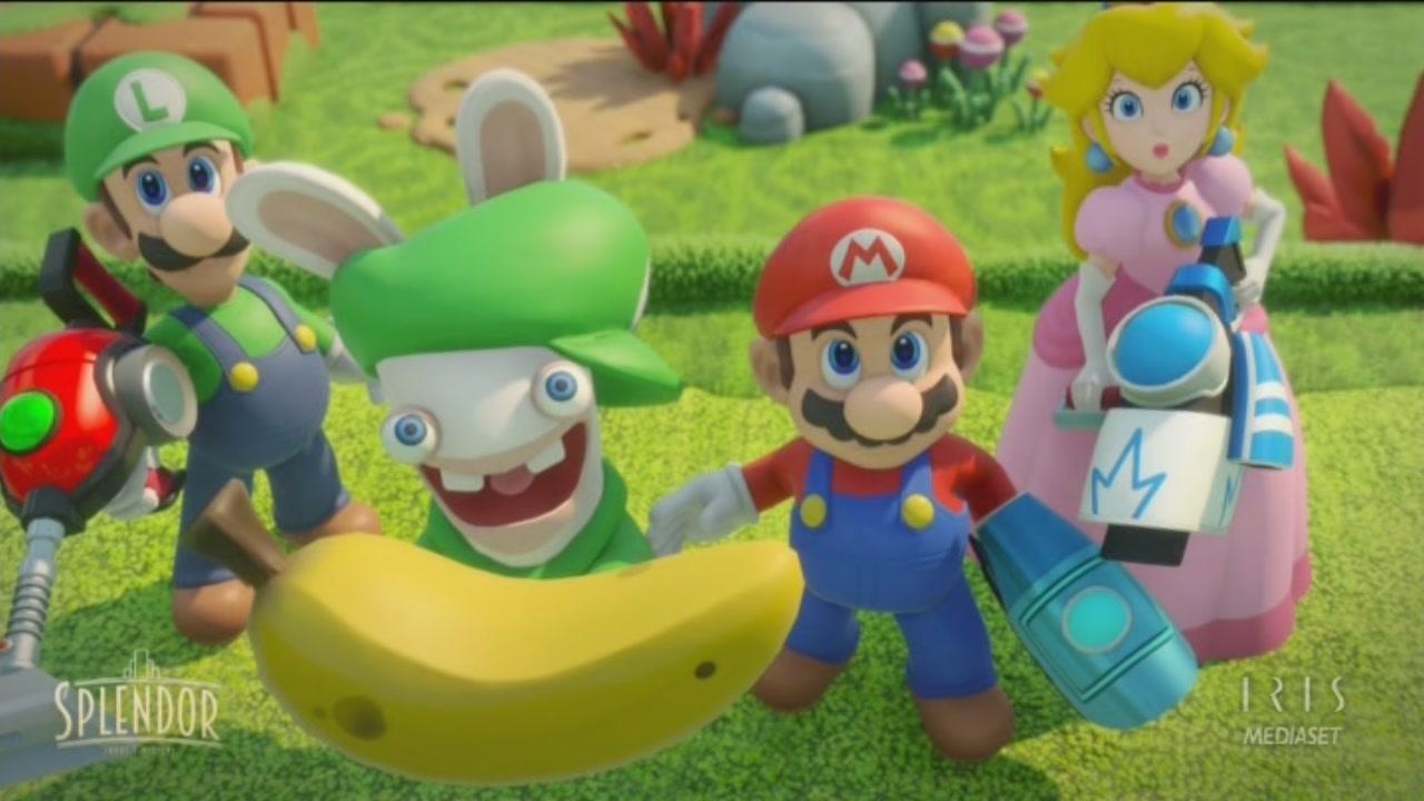 Super Mario riparte da Milano