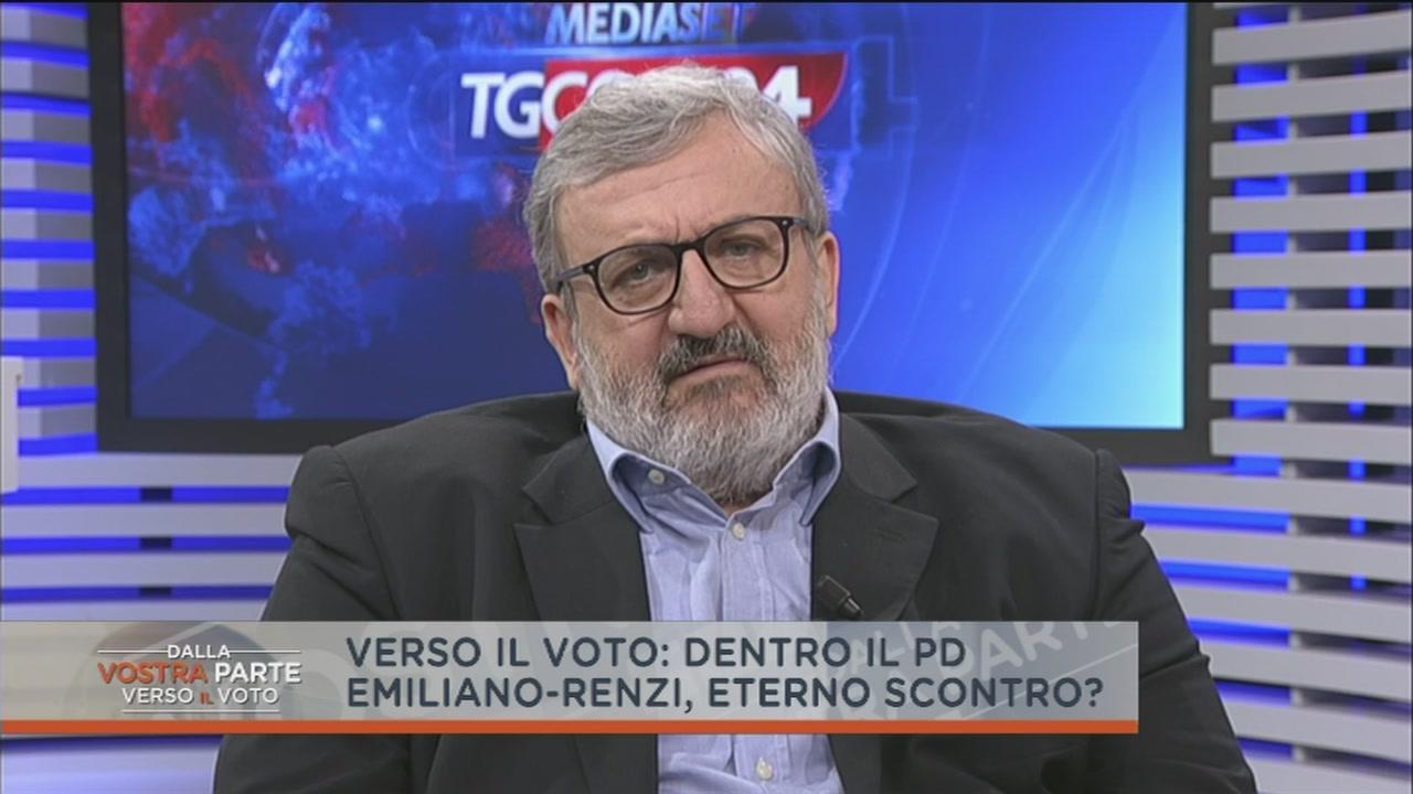 Il PD secondo Michele Emiliano