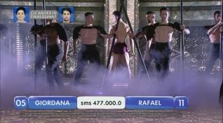 Giordana vs Rafael – Chi andrà in finalissima? – II esibizione