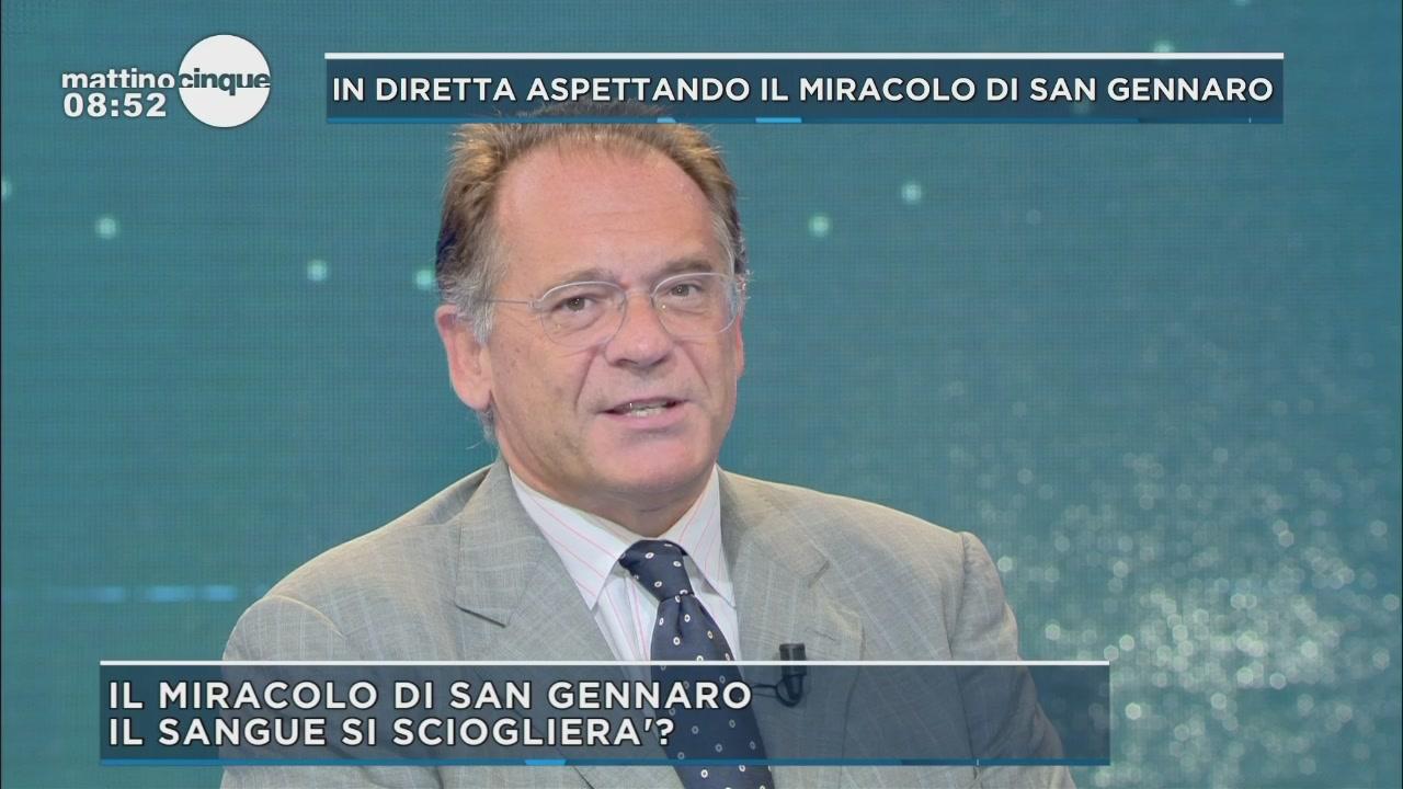 Miracolo di S. Gennaro: il parere di Cecchi Paone