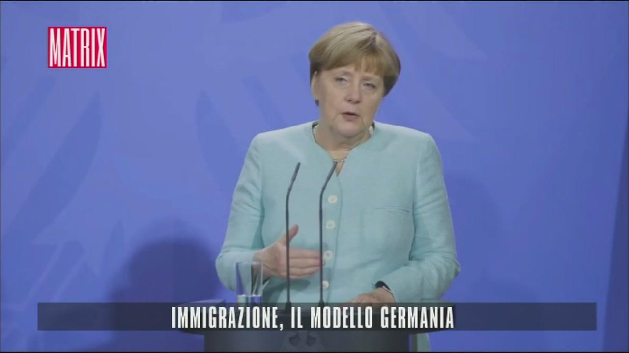 Immigrazione, il modello Germania