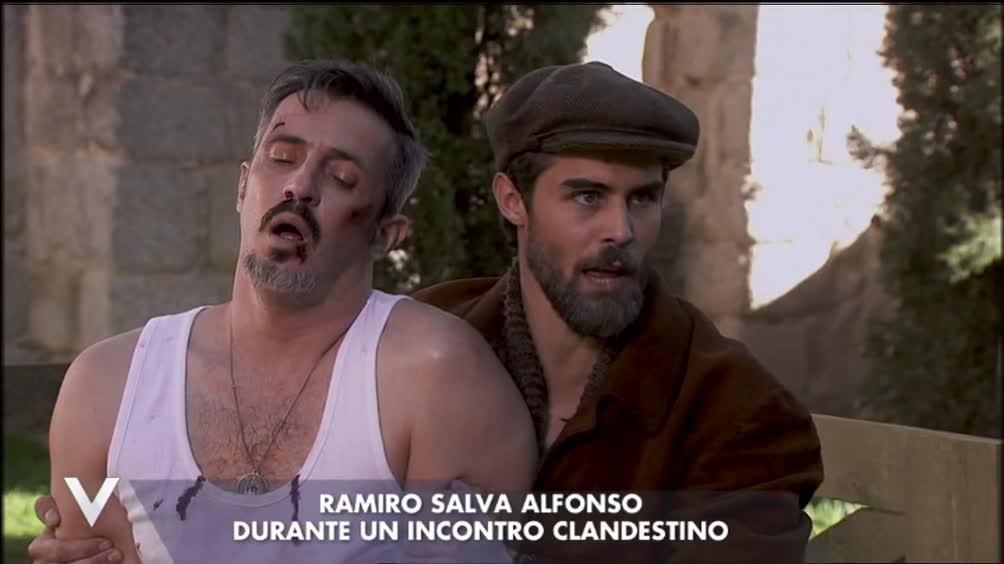 Il salvataggio di Ramiro