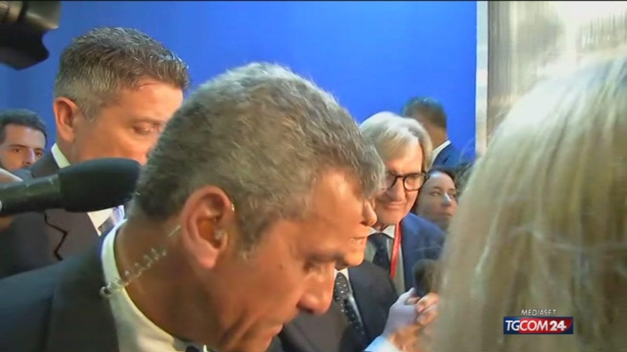 Berlusconi: alleanze? Prima la legge elettorale
