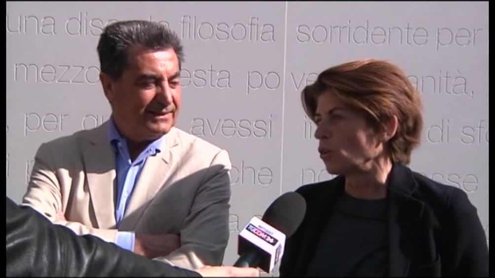Le quinte parlanti di Antonio Citterio e Patricia Viel