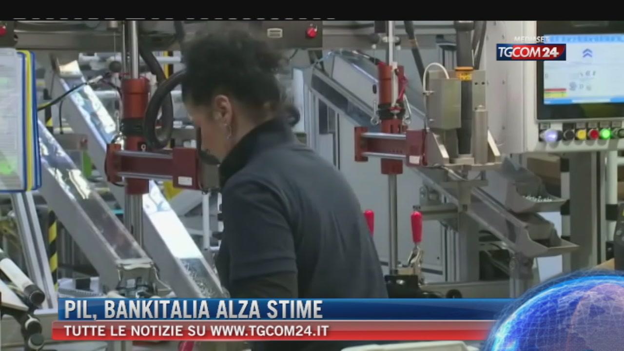 """Breaking News delle ore 16.00:""""Pil, Bankitalia alza stime"""""""