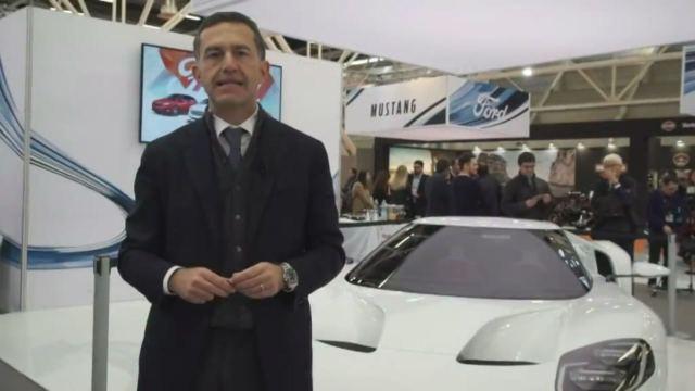 Intervista Motorshow Ford