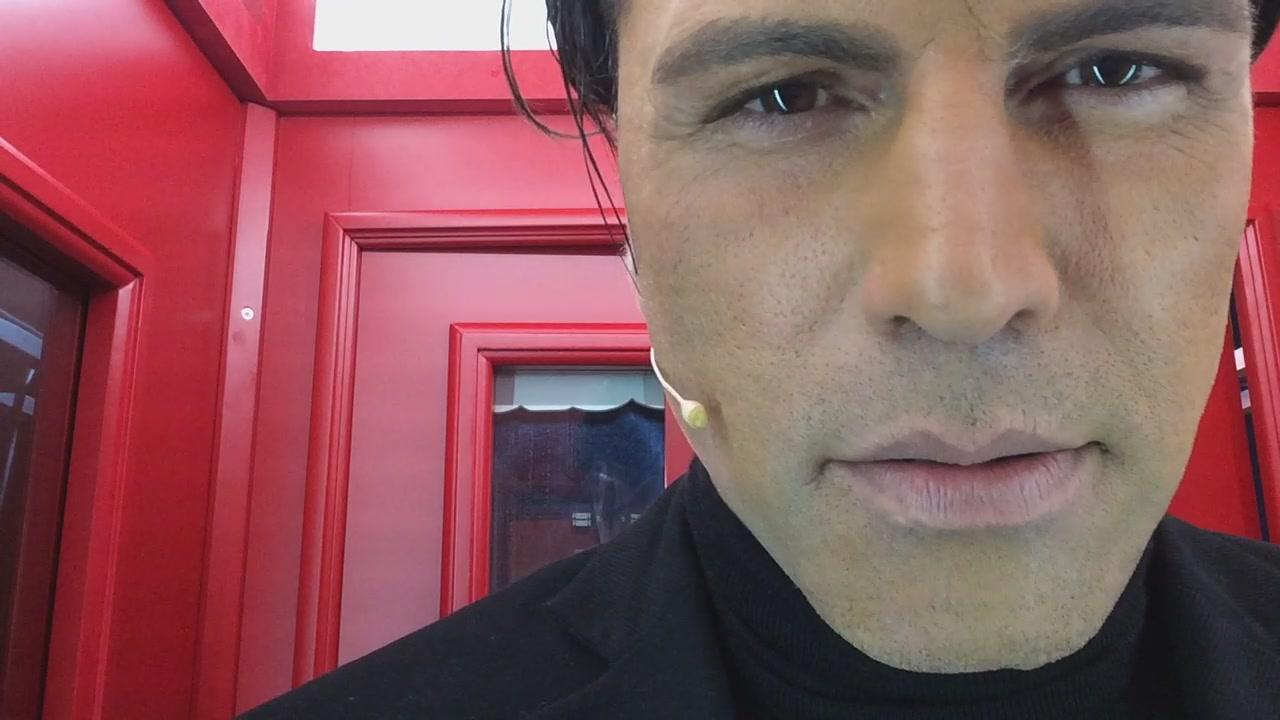 La #cabinarossa di… Karim Capuano