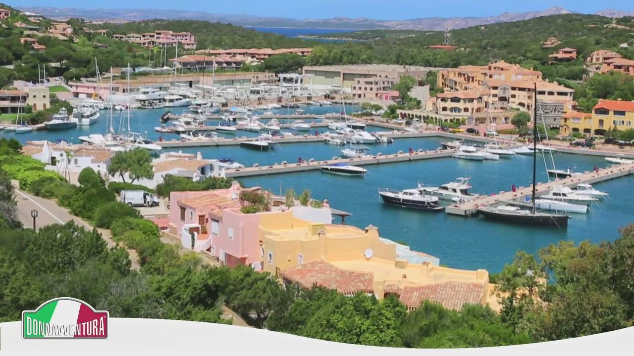 L'incantevole Costa Smeralda, nord Sardegna